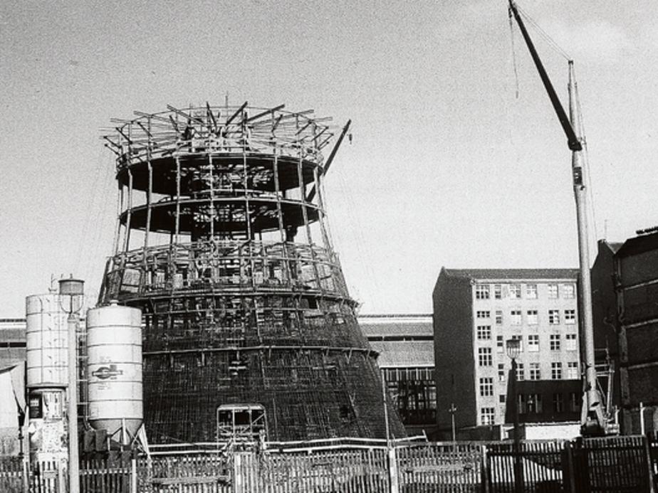 Der Berliner Fernsehturm Protzstange Telespargel So Wurde Er