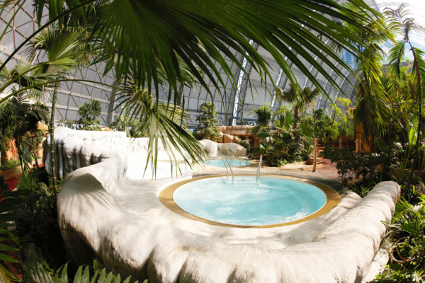 Spa Tropical Island