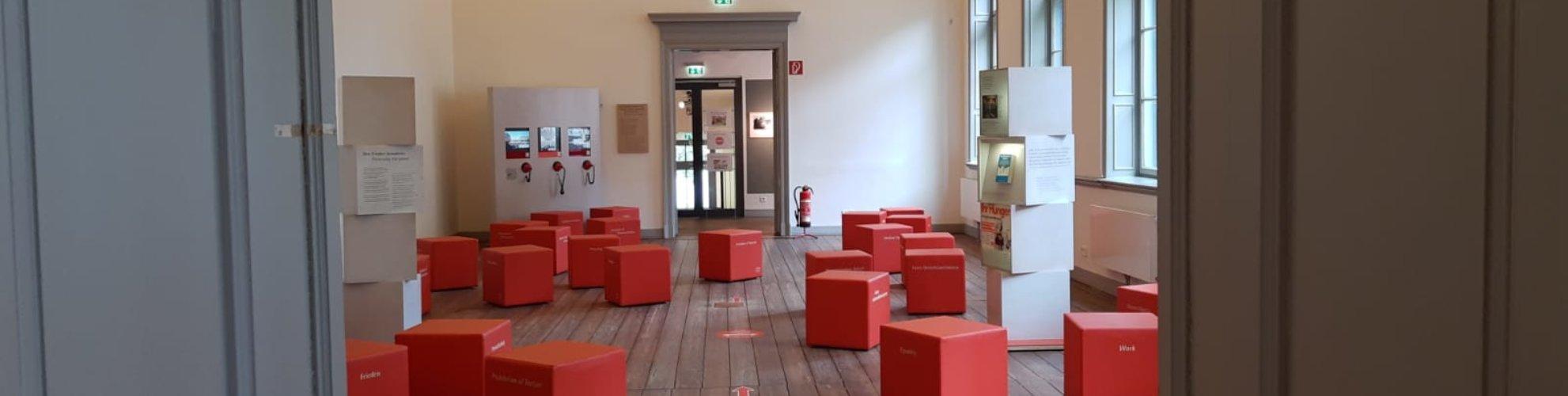 Willy-Brandt-Haus | Ausstellungsraum
